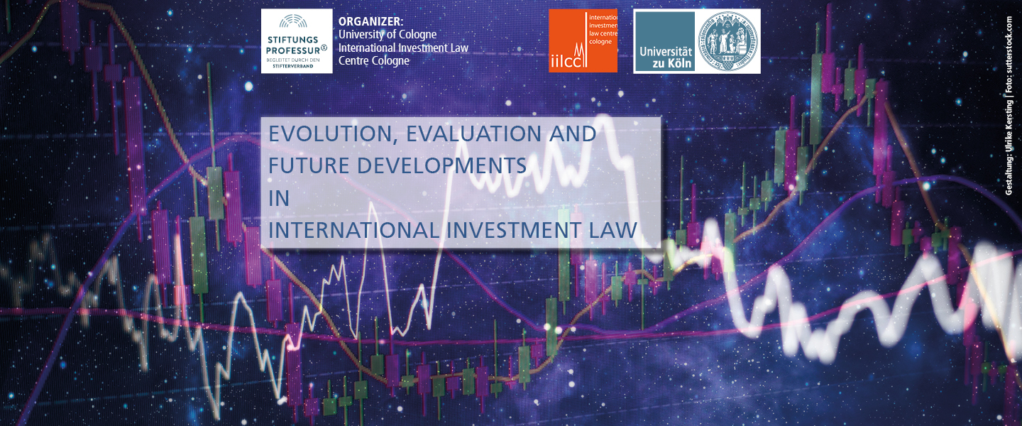10 Year Anniversary Conference of the International Investment Law Centre Cologne